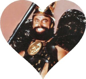 Picture is unrelated..and Brian Blessed